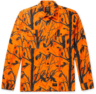 Carhartt Wip Mission Printed Cotton-Ripstop Overshirt