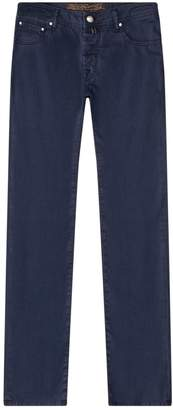 Jacob Cohen Slim Fit Trousers