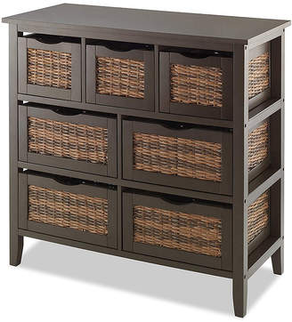 Whitmor Bahama 7-Drawer Storage Chest