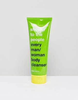 Anatomicals Shower To The People Lime Shower Gel 250ml