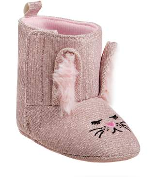Laura Ashley Bunny Crib Bootie