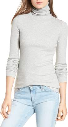 AG Jeans Chelsea Ribbed Turtleneck Sweater