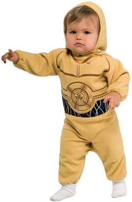 Star Wars Rubie's Costumes C-3PO Costume (Toddler Boys)
