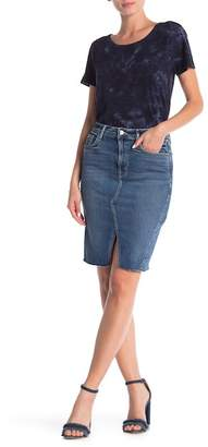 Sanctuary Sia A-Line Denim Skirt