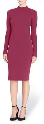 Catherine Malandrino 'Kristiana' Knit Midi Dress