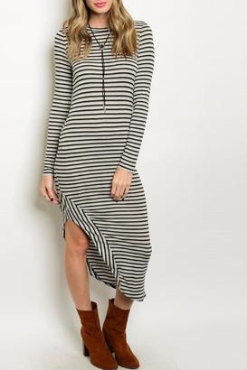 Bo Bel Stripe Dress $30 thestylecure.com