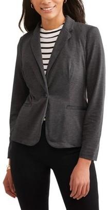 George Women's Ponte Suiting Jacket
