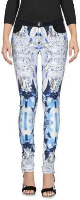 Philipp Plein Denim pants - Item 42621324CW