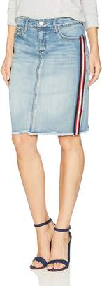Nine West Women's Denim Pencil Skirt