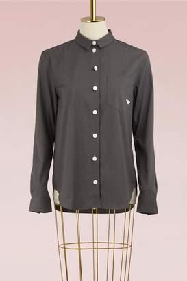 MAISON KITSUNÉ Cotton classic shirt
