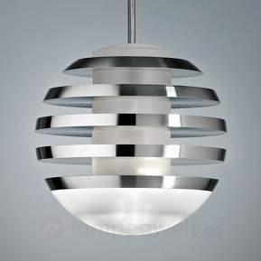 LED-Hängeleuchte BULO aluminium