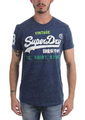 Superdry Mens Shirt Shop T-Shirt