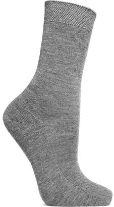 Falke No.1 Cashmere-blend Socks - Gray