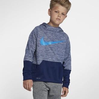 35f014ddd Nike Big Kids' (Boys') Pullover Training Hoodie Dri-FIT Therma