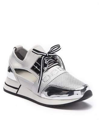 8f5471abdfd Bebe Brieanna Cutout Sport Sneaker