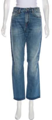 R 13 High-Rise Wide-Leg Jeans w/ Tags