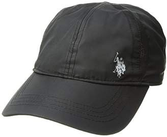 U.S. Polo Assn. Women's Nylon Mesh Baseball Cap