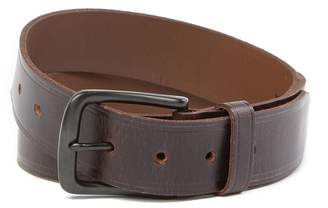 Levi's Elevated Creased Stitch Leather Belt
