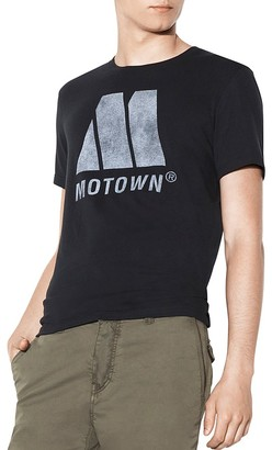 John Varvatos Star USA Motown Graphic Tee $78 thestylecure.com