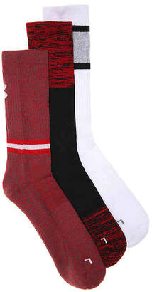 Under Armour Phenom Crew Socks - 3 Pack - Men's