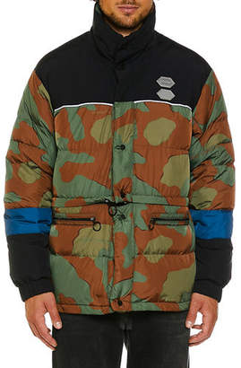 Off-White Men's Quilted Puffer Jacket