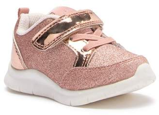 Osh Kosh OshKosh Reipurt Glitter Metallic Sneaker (Toddler & Little Kid)