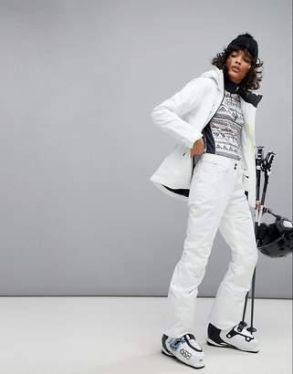 Helly Hansen Legendary Insulated Ski Pants in White