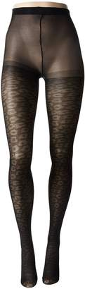 Betsey Johnson 1-Pack Leopard Tights Hose