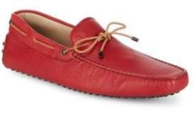 Tod's Slip-On Leather Drivers