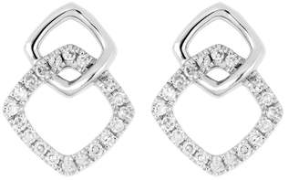 Carriere JEWELRY Double Square Earrings