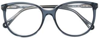 Chloé Eyewear round frame eyeglasses