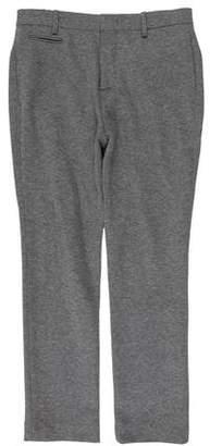 Helmut Lang Flat Front Casual Pants