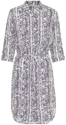 Heidi Klein Kenya printed shirt dress