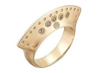 Elizabeth and James Lyra Ring Ring