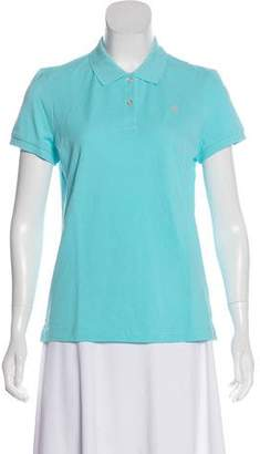 Lilly Pulitzer Short Sleeve Polo Top