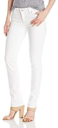 Calvin Klein Women's Straight Leg Denim Jean