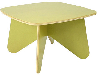Ecotots Surfin Kids Project Table - Leaf