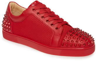 the best attitude c3137 36c80 Christian Louboutin Red Men's Sneakers | over 10 Christian ...