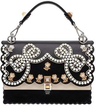 Fendi embellished Kan I F bag