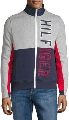 Tommy Hilfiger Classic Colourblock Logo Jacket
