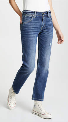 Wrangler High Rise Boyfriend Jeans