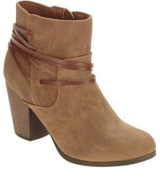 Big Buddha Women's Strap Boot