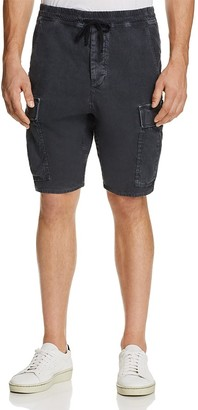 Vince Military Drawstring Cargo Shorts $225 thestylecure.com