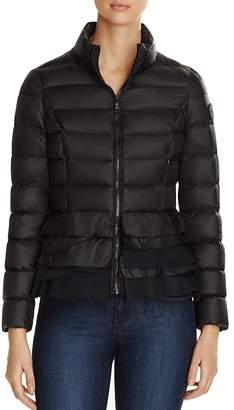 T Tahari Zoey Lightweight Down Jacket $220 thestylecure.com