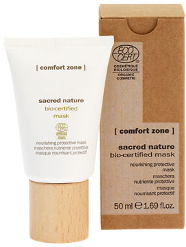 Comfort Zone sacred nature nourishing protective mask