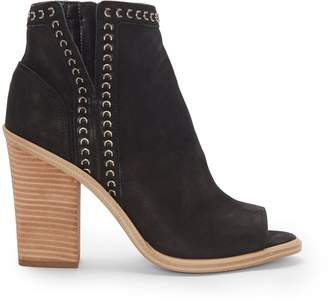 Vince Camuto Kemelly Embellished Peep-toe Bootie
