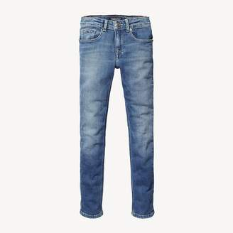 Tommy Hilfiger Faded Skinny Jeans