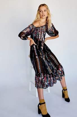 Carolina K. Does Charo Dress
