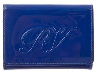 Roger Vivier Logo Card Holder