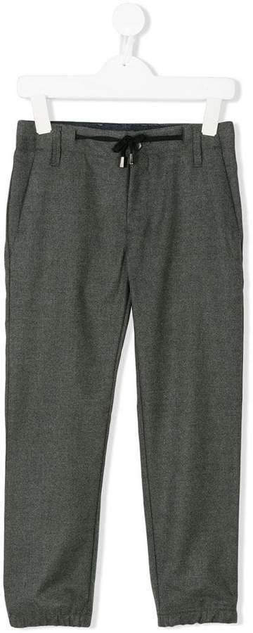 Paolo Pecora Kids smart track pants
